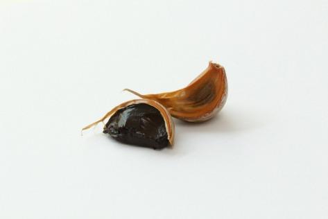 garlic-black